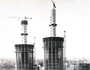 El edificio en altura